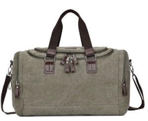 Laptop Messenger Shoulder Bag Washed Canvas Man Handbag Yf-Hb16151 pictures & photos