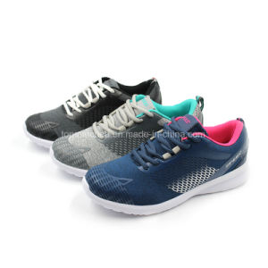 Quality Material Safety Fashion Casual Men and Women Running Sports Shoes pictures & photos