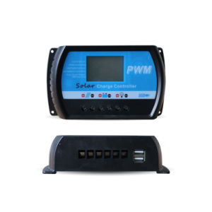 PWM 10A 20A 30A 40A 50A 60A Solar Charger Controller pictures & photos