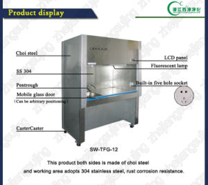 Stainless Steel Ventilation Cabinet/Fume Hood (SW-TFG-12) pictures & photos