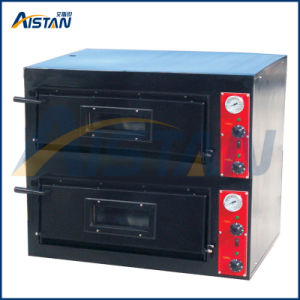 Eb2 Electric Pizza Oven with Timer of Bakery Equipment pictures & photos
