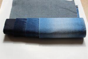 Broken Twill Cotton Polyester Spandex Denim pictures & photos