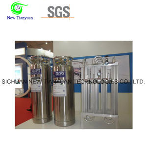 Liquid Gas Vaporizer to Match with Liquid Tank Cylinder pictures & photos