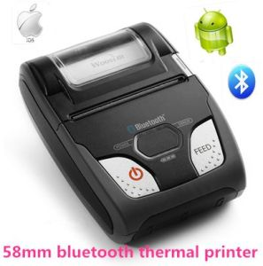 Woosim 58mm Mini Bluetooth USB Portable Mobile Thermal Printer Wsp-R240 pictures & photos