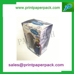 Custom Superior Luxury Paper Gift Folding Box with PVC / Pet / Cardboard Insert for Cosmetic / Perfume / Skincare pictures & photos
