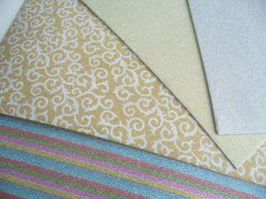 Glitter Film EVA Sheet EVA with Glitter Film pictures & photos