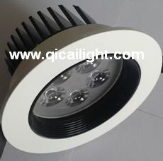 3X1w White Shell LED Downlight pictures & photos