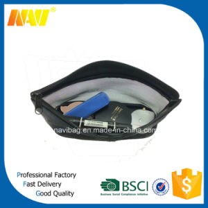 Navi Cosmetic Makeup Toiletry Mesh Bag with Zipper pictures & photos