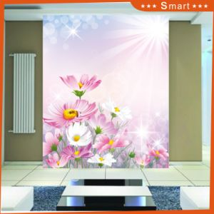Hot Sales Customized Flower Design 3D Oil Painting for Home Decoration (Model No.: HX-5-051) pictures & photos