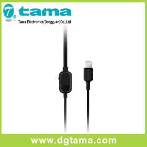 Earphone Noise-Canceling Earbud Earphone with Mic Voice Control for iPhone7 pictures & photos