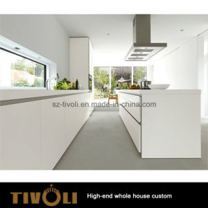 Modern Kitchen Design UV Painting Kitchen Cabinet and Kitchen Furniture (AP136) pictures & photos