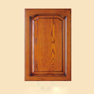 Custom Replacement Kitchen Cabinet Doors Oak Cupboard Doors (GSP5-014) pictures & photos