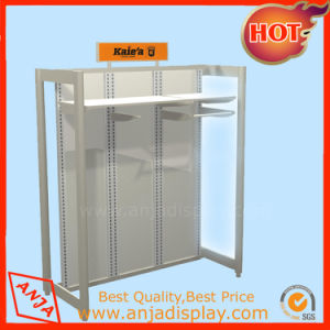 Melamine Clothing Display Stand for Retail Shop pictures & photos