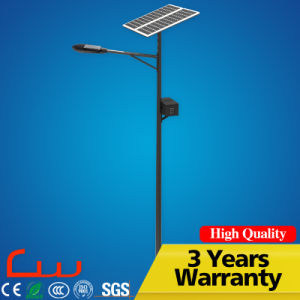 7m Galvanized Post 50W Outdoor LED Solar Street Lighting pictures & photos