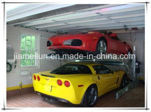 Tilting Post Car Parking Lift pictures & photos
