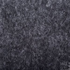 Black Mohair and Wool Mixed Wool Fabrics with Smooth Hand pictures & photos