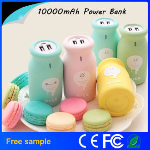 Portable Universal 10000mAh 18650 Battery Charger Power Bank pictures & photos