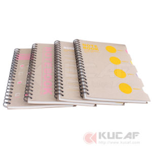 Custom Printed Spiral Notebook pictures & photos