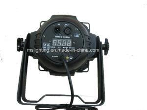 12/18*18W Rgbwauv 6in1 LED PAR Light Aluminum Die-Casting PAR 64 pictures & photos