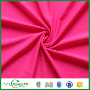Active Sports Wear Clothing Polyester Spandex Jersey Knit Fabric pictures & photos