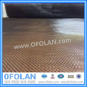 Electrode Molybdenum Wire Mesh Manufacturer pictures & photos