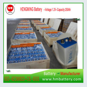 24V 48V 110V 220V Nickel Cadmium Battery pictures & photos