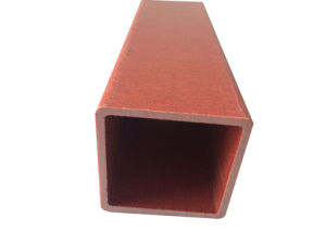 High Strength FRP Square Pipe pictures & photos