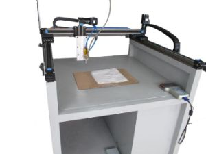 Three Axis Automatic Dispensing Machine pictures & photos