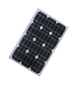 Solar Power Monocrystalline Silicon Panel 30W pictures & photos