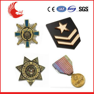Factory Direct Sale Annual Sheriff Custom Police Badges pictures & photos