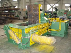 Hydraulic Waste Scrap Steel Copper Aluminum Metal Baler Machine Ye81f-63 pictures & photos