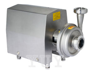 Stainless Steel Sanitary Pump with  ABB Motor pictures & photos