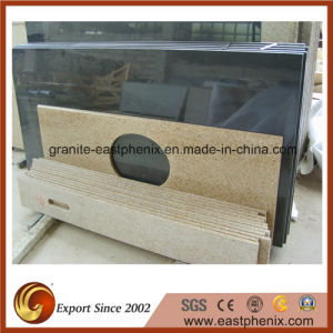 Natural Beige Granite Kitchen/Bathroom Vanity Top pictures & photos