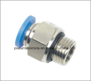 China Pneumatic Fitting PC Series Push in Fitting pictures & photos