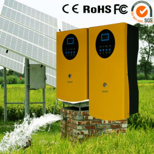 Single Phase Solar Pumping Inverter 750W for 0.75HP Submersible Pump pictures & photos