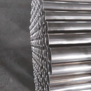 China Manufacture Stainless Steel Pipe for Exhaust Pipe
