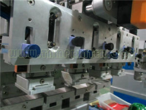 Independent Pad Ink Tray 4 Color Pad Printing Machine Manufacturer pictures & photos