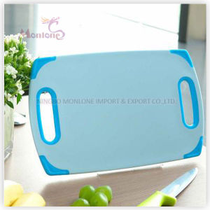 Plastic Cutting Board with Weight pictures & photos