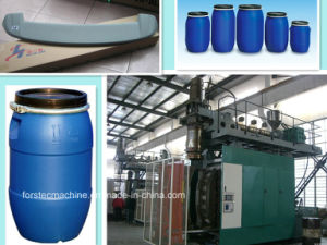 Drum Can Extrusion Blow Moulding Machine Plastic Blowing Machine pictures & photos