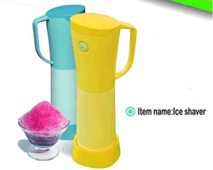 Home Use Ice Shaver /Ice Crusher