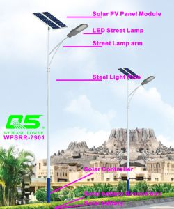 WPSRR-7902 3~15m Municipal Road Hot DIP Galvanized Steet Light Pole style pictures & photos