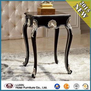 Black Wooden Centre Corner Table/Side Table
