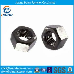 Uni5587 ASTM A194 2h Galvanized Heavy Hex Nut pictures & photos