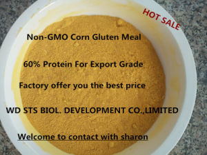 Corn Gluten Meal with Low Price Protein 60%Min pictures & photos