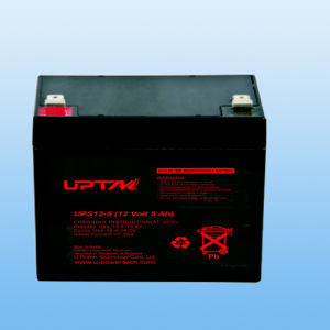 12V5ah/12V5.5ah Lead Acid Rechargeable UPS Battery