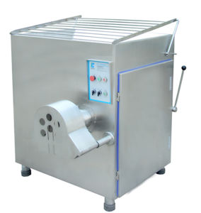 Chicken Double-Screw Meat Grinder 1200kg Per Hour pictures & photos