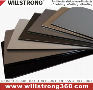 Aluminum Composite Panel Nano Coating Easy to Clean pictures & photos
