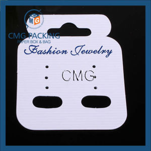 Printed Logo PVC and Paper Jewelry Earring Studs Cards pictures & photos