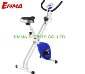 Folded Good Shape Exercise Bike (S1000B) pictures & photos