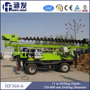 Trailer Type, Hf360-6 Small Piling Rig pictures & photos